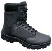 Tactical Boots, schwarz