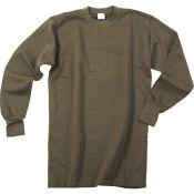 BW Winterunterhemd, oliv