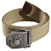 USMC Gürtel, khaki