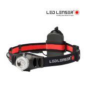LED LENSER Kopflampe H7.2, schwarz