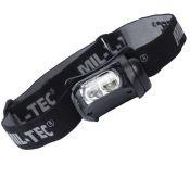 Kopflampe LED 4-farbig