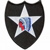 Patch 2nd Infantry Division