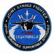 Patch F-35 lightning II