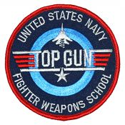 Patch Top Gun Fighter