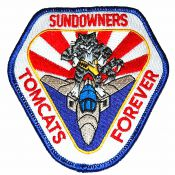 Patch Tomcats forever sundowners