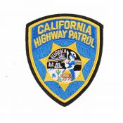 Patch California Highway Patrol