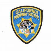 Patch California Highway Patrol