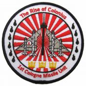 Patch 1st Cologne Missile Unit