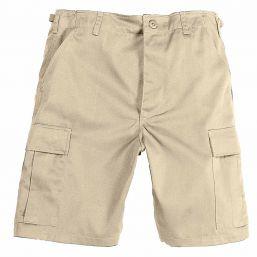 US Combat Short, beige