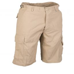 Shorts US Rip Stop, khaki washed
