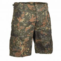 Shorts US Rip Stop, flecktarn