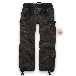 Royal Vintage Trouser von Brandit, darkcamo