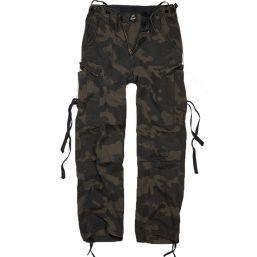 M65 Vintage Trouser von Brandit, darkcamo
