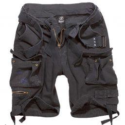 Shorts Savage Vintage von Brandit, schwarz