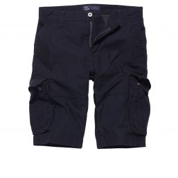 Shorts Rowing von Vintage Industries, navy blau