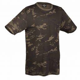 Tarn T-Shirt, multitarn black