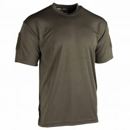Quick Dry T-Shirt Tactical, oliv