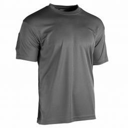 Quick Dry T-Shirt Tactical, grau