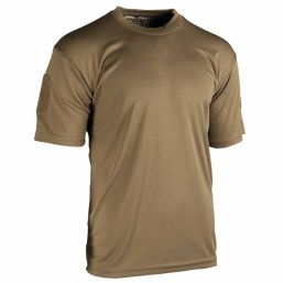 Quick Dry T-Shirt Tactical, coyote