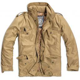M65 Jacke, beige