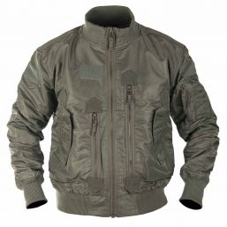 MA1 Jacke Tactical, oliv