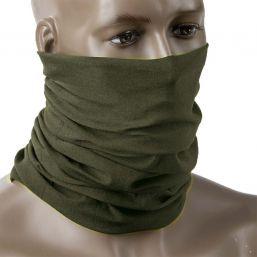Multifunktionstuch Headscarf, oliv