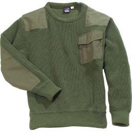 Combat Pullover Elbe, oliv