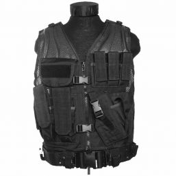 Tactical Weste Generation II, schwarz