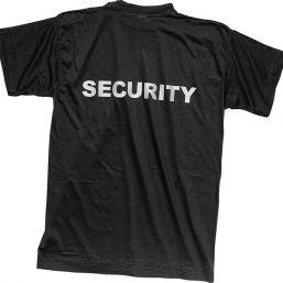 T-Shirt: Reflektor Security, Security
