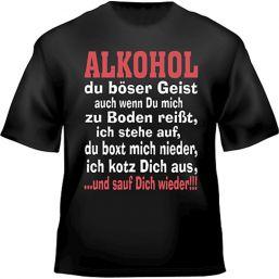 Alkohol Du Böser Geist