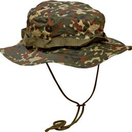 US GI Boonie Hat, flecktarn