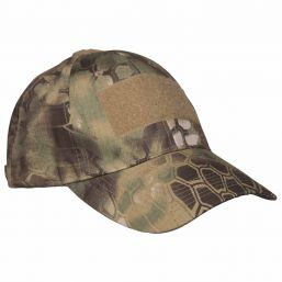 Baseball Cap Tactical Klett, Mandra woodland