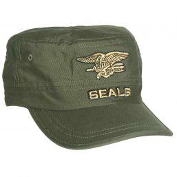 Seals Cap, oliv