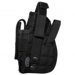 Pistolenholster, schwarz
