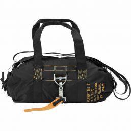 Air Force Piloten-Tasche, schwarz