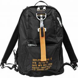 Air Force Piloten-Rucksack BAG 6, schwarz