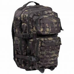 Rucksack US Assault Pack LG, multitarn black