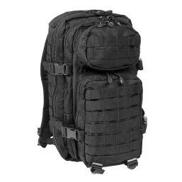US Assault Pack SM, schwarz