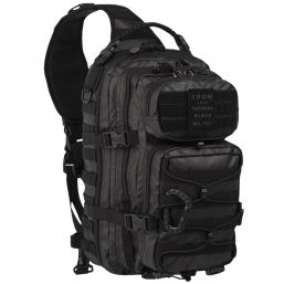 One Strap Rucksack Tactical, schwarz