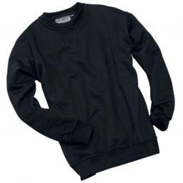 Sweat-Shirts Basic, schwarz