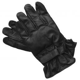 Securityhandschuh Defense mit Quarzsand, schwarz