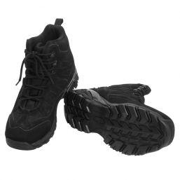 Stiefel Squad 5 Inch, schwarz