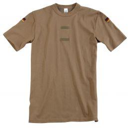 BW Tropenhemd Klett nach TL, braun