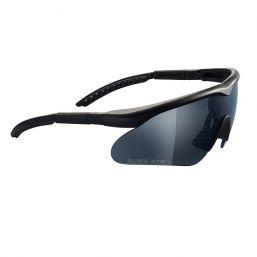 Schutzbrille Swiss Eye Raptor, schwarz