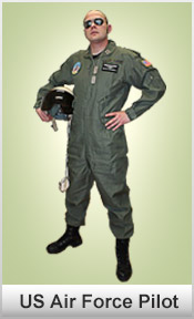 US Airforce Pilot