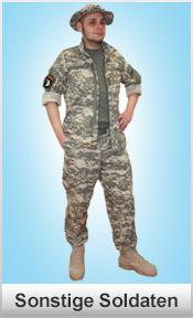 Sonstiges US Soldat